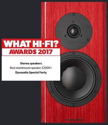 Dynaudio Special Forty - Red Birch High Gloss DEMOSÆT